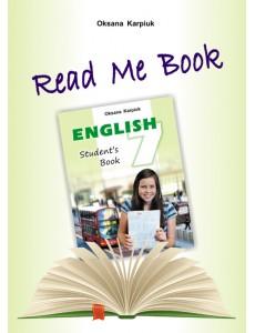Англійська мова 7 кл. Книга для домашнього читання