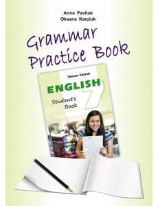 Англійська мова 7 кл. Робочий зошит з граматики