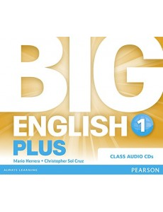 Big English 1 Plus CDs (3) adv диск