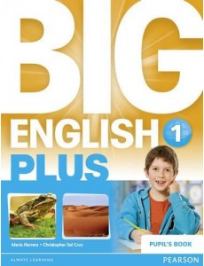 Big English 1 Plus SB підручник
