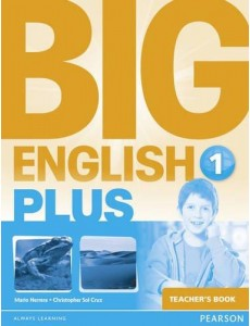 Big English 1 Plus TB підручник
