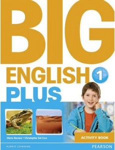 Big English 1 Plus WB підручник