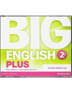 Big English 2 Plus CDs (3) adv диск