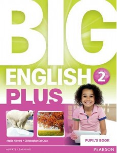 Big English 2 Plus SB підручник