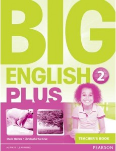 Big English 2 Plus TB підручник