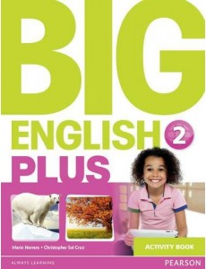 Big English 2 Plus WB підручник