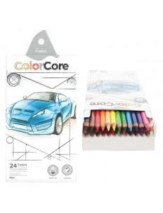 Набір олівців 24 кол. Marco 3100