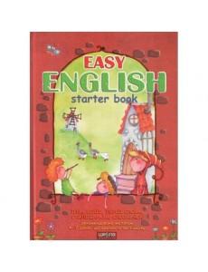EASY ENGLISH. Посібник для малят 4-7 років, що вивчають англійську