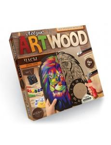 Набір для творчості ArtWood годинник 1