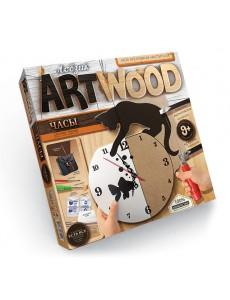 Набір для творчості ArtWood годинник 2