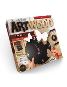 Набір для творчості ArtWood годинник 3