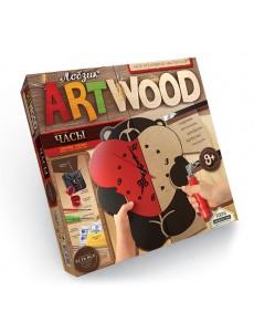 Набір для творчості ArtWood годинник 5