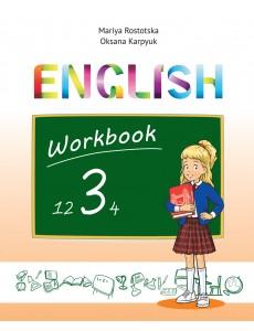 Англійська мова 3 кл. Поглиблене вивчення. Робочий зошит