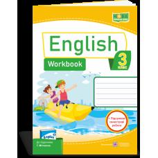 Робочий зошит з англійської мови. 3 клас (Мітчел