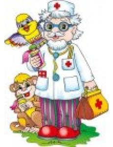 Плакат Айболить