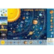 Дитяча КАРТА Сонячної Системи