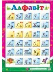 Український алфавіт (прописний)